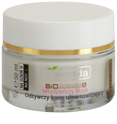 Bielenda BioTech 7D Youthful Glow krem odżywczo-nawilżający do skóry suchej i wrażliwej