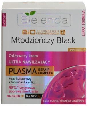 Bielenda BioTech 7D Youthful Glow výživný a hydratační krém pro suchou až citlivou pleť 2
