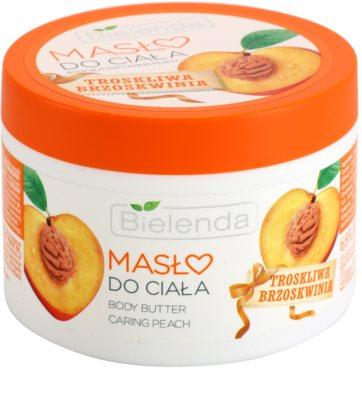 Bielenda Caring Peach manteiga corporal