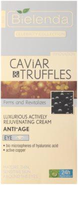 Bielenda Celebrity Collection Caviar&Truffles aktywnie odmładzający krem do oczu 2
