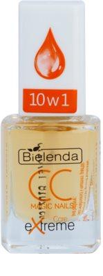 Bielenda CC Magic Nails Care Extreme відновлююча сироватка для нігтів та кутикули