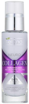 Bielenda Neuro Collagen омолоджуюча сироватка проти розтяжок та зморшок