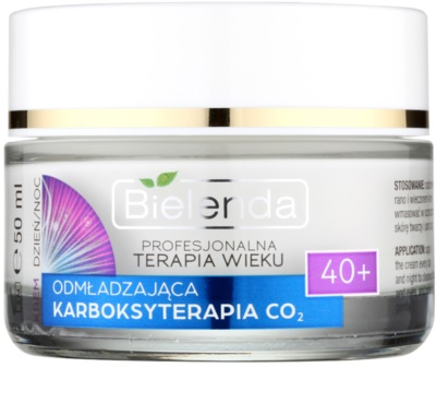 Bielenda Professional Age Therapy Rejuvenating Carboxytherapy CO2 creme antirrugas 40+