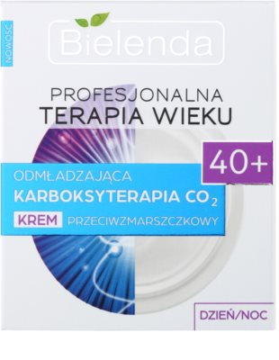 Bielenda Professional Age Therapy Rejuvenating Carboxytherapy CO2 Anti-Faltencreme 40+ 2