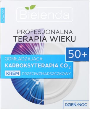 Bielenda Professional Age Therapy Rejuvenating Carboxytherapy CO2 Anti-Faltencreme 50+ 2