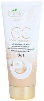 Bielenda Color Control Body Perfector СС крем для тіла з розгладжуючим ефектом