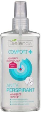 Bielenda Comfort+ Antitranspirant-Spray für Füssen