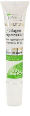 Bielenda BioTech 7D Collagen Rejuvenation 40+ Festigende Augencreme gegen Falten