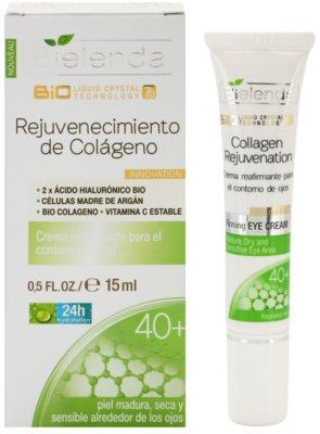 Bielenda BioTech 7D Collagen Rejuvenation 40+ ujędrniający krem pod oczy przeciw zmarszczkom 1