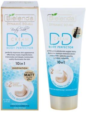 Bielenda Dymanic Do-All Body Perfector DD krema za telo z matirajočim učinkom za hidracijo in učvrstitev kože 1