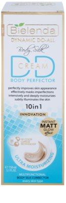 Bielenda Dymanic Do-All Body Perfector DD krema za telo z matirajočim učinkom za hidracijo in učvrstitev kože 2
