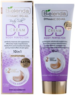 Bielenda Dymanic Do-All Body Perfector creme corporal DD mate para refirmação de pele 1