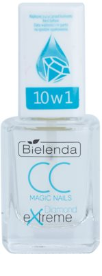 Bielenda CC Magic Nails Diamond Extreme serum za učvrstitev za nohte