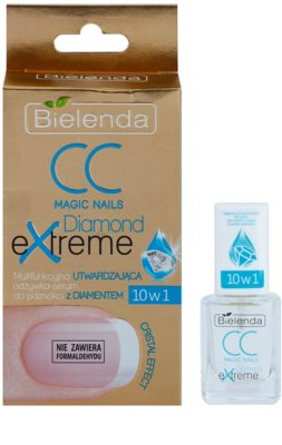 Bielenda CC Magic Nails Diamond Extreme sérum refirmante  para unhas 1