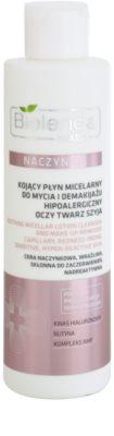 Bielenda Pharm Dilated Capillaries água micelar de limpeza para pele sensível e com vermelhidão