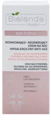 Bielenda Pharm Dilated Capillaries intensive Nachtcreme gegen Hautalterung 2