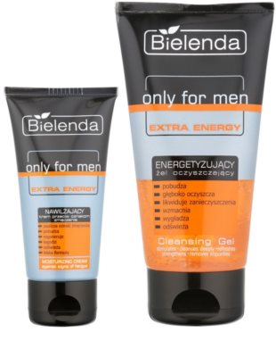 Bielenda Only for Men Extra Energy set cosmetice I. 1