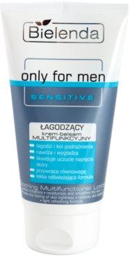 Bielenda Only for Men Sensitive balsam calmant multifunctional pentru piele sensibila si iritabila