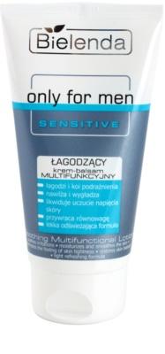 Bielenda Only for Men Sensitive łagodzący balsam multifunkcyjny do cery wrażliwej i skłonnej do podrażnień