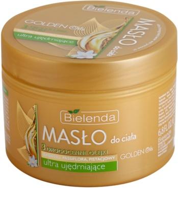 Bielenda Golden Oils Ultra Firming masło do ciała o intensywnym działaniu ujędrniający
