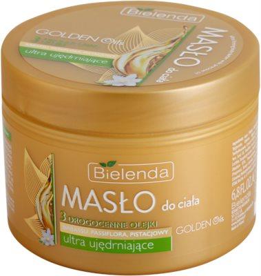 Bielenda Golden Oils Ultra Firming інтенсивне масло для тіла для зміцнення шкіри