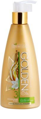Bielenda Golden Oils Ultra Firming lotiune de corp pentru ingrijire intensiva pentru fermitatea pielii