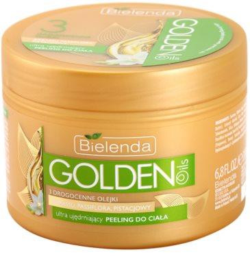 Bielenda Golden Oils Ultra Firming пілінг для тіла для зміцнення шкіри