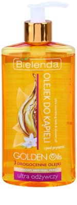 Bielenda Golden Oils Ultra Nourishing Dusch- und Badeöle für trockene Haut 1
