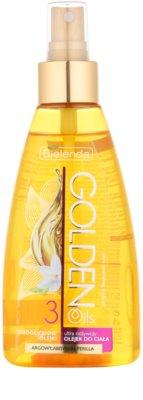 Bielenda Golden Oils Ultra Nourishing olje za prhanje in kopel za suho kožo