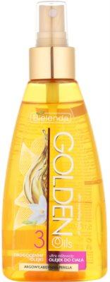 Bielenda Golden Oils Ultra Nourishing ulei pentru baie si dus pentru piele uscata