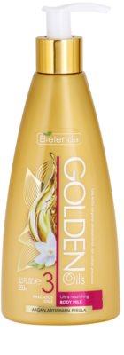 Bielenda Golden Oils Ultra Nourishing intenzívne telové mlieko для сухої шкіри