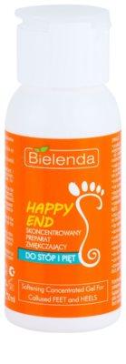 Bielenda Happy End aufweichendes Konzentrat für die hornige Haut