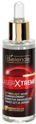 Bielenda Laser Xtreme sérum lifting para rosto, pescoço e decote