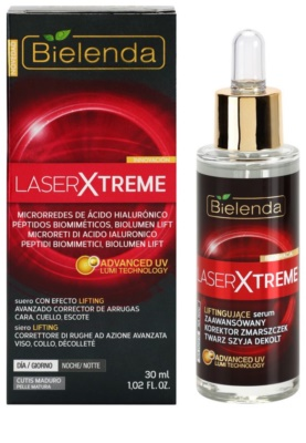 Bielenda Laser Xtreme liftingové sérum na obličej, krk a dekolt 1