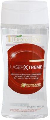 Bielenda Laser Xtreme apa cu particule micele cu  efect de intinerire