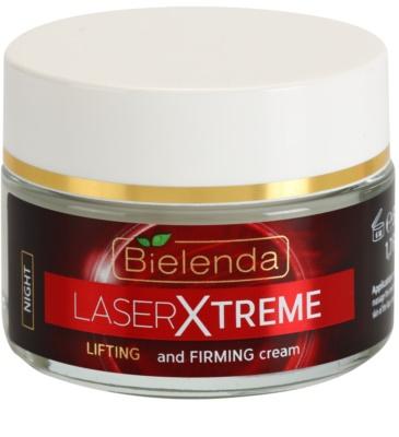 Bielenda Laser Xtreme creme de noite refirmador com efeito lifting