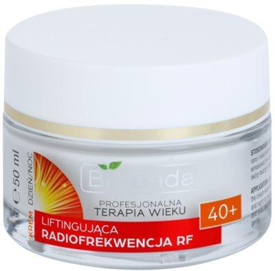 Bielenda Professional Age Therapy Lifting Radiofrequency RF crema anti-rid 40+