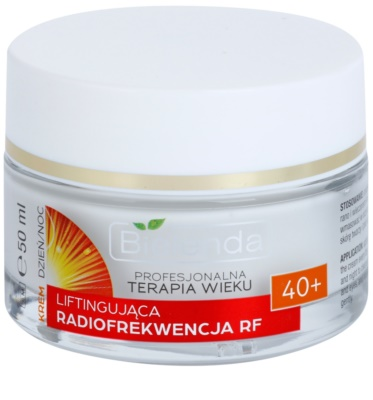 Bielenda Professional Age Therapy Lifting Radiofrequency RF creme antirrugas 40+