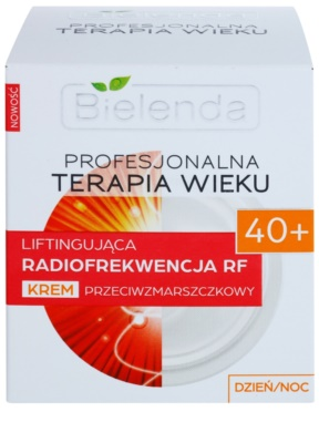 Bielenda Professional Age Therapy Lifting Radiofrequency RF creme antirrugas 40+ 2
