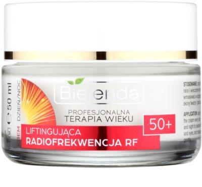 Bielenda Professional Age Therapy Lifting Radiofrequency RF creme antirrugas 50+