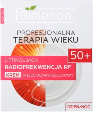 Bielenda Professional Age Therapy Lifting Radiofrequency RF Anti-Faltencreme 50+ 2