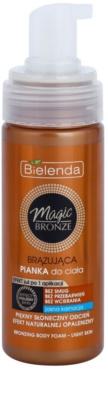 Bielenda Magic Bronze mousse pentru bronz pentru piele deschisa 1