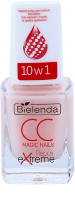 Bielenda CC Magic Nails Repair Extreme sérum na nehty s vitamíny