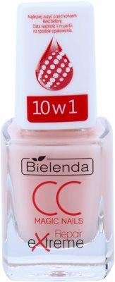 Bielenda CC Magic Nails Repair Extreme sérum para unhas com vitaminas