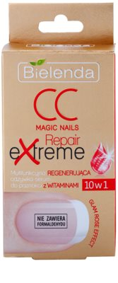 Bielenda CC Magic Nails Repair Extreme sérum na nehty s vitamíny 2
