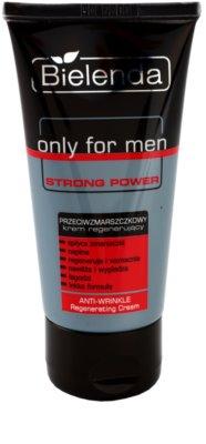 Bielenda Only for Men Strong Power creme regenerador   antirrugas