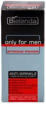 Bielenda Only for Men Strong Power regeneracijska krema proti gubam 2