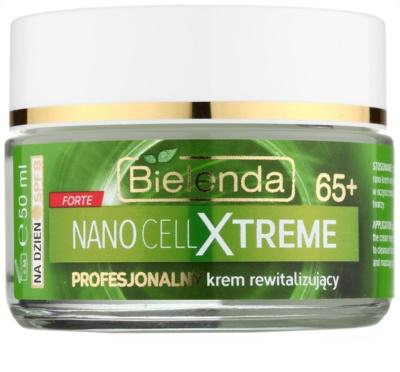Bielenda Nano Cell Xtreme 65+ денний відновлюючий крем SPF 8