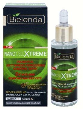 Bielenda Nano Cell Xtreme Serum zur Verjüngung der Haut 1
