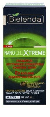 Bielenda Nano Cell Xtreme Serum zur Verjüngung der Haut 2